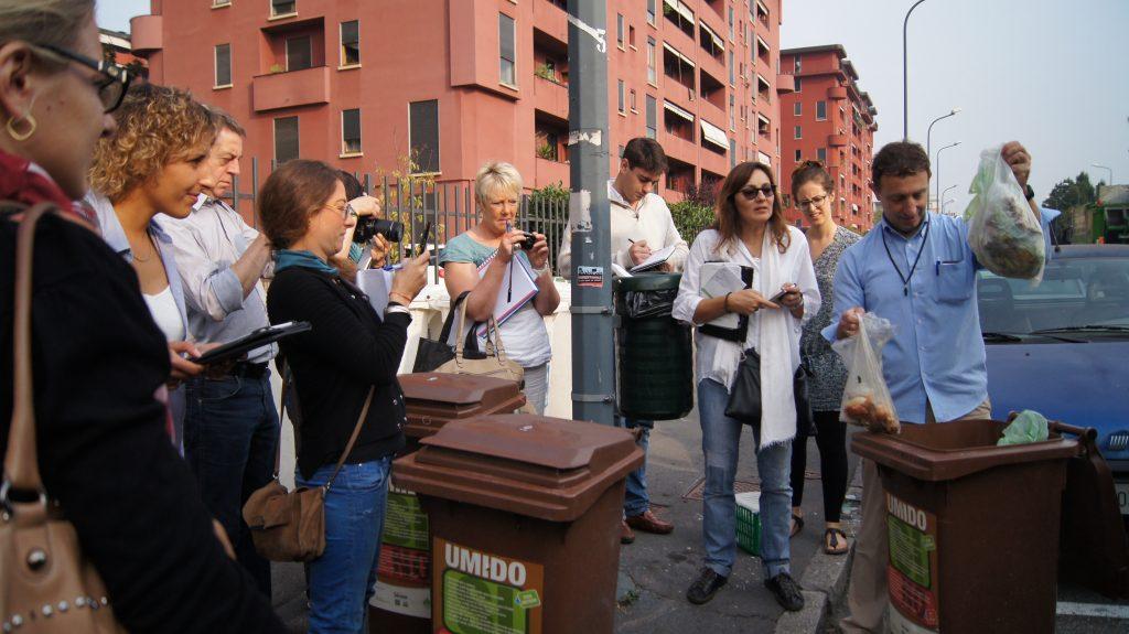 Voyage d'étude Zero Waste en Italie